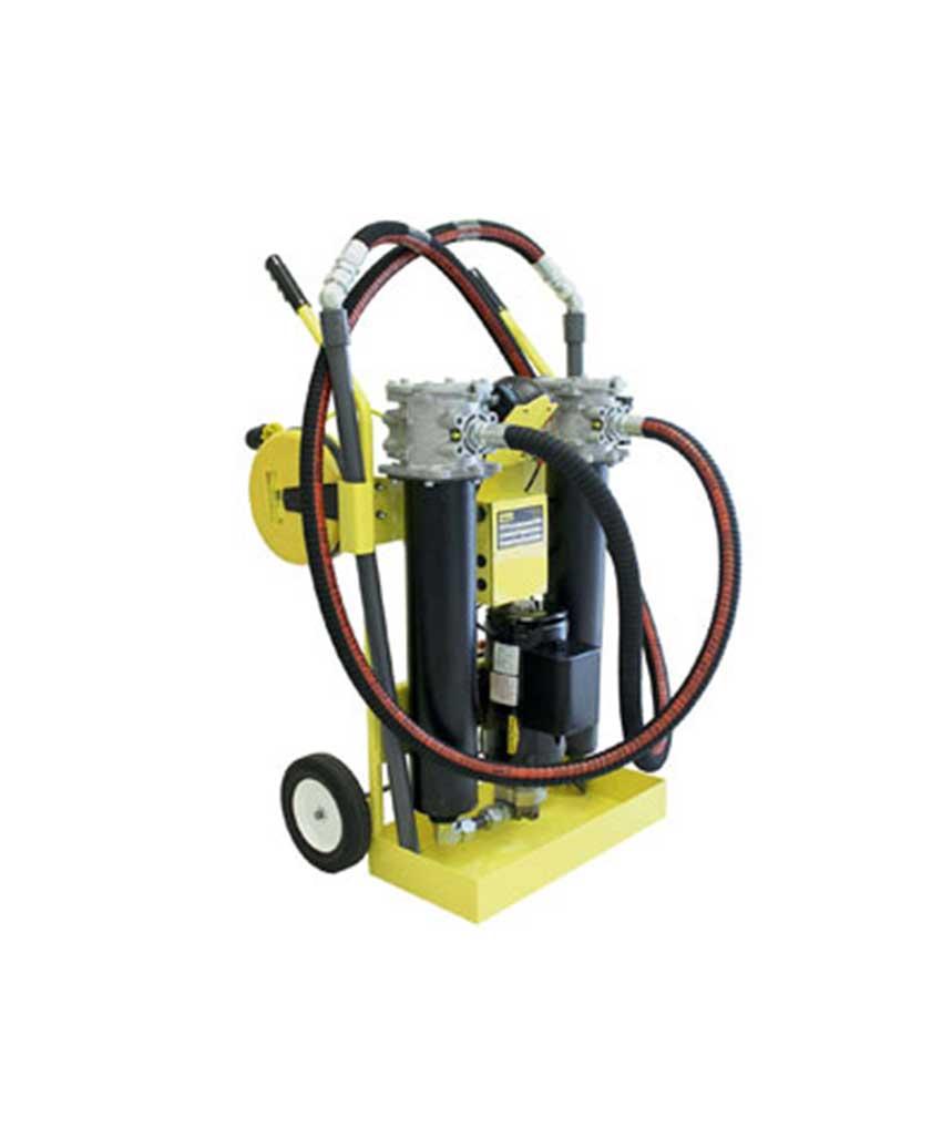 Portable Filter Carts