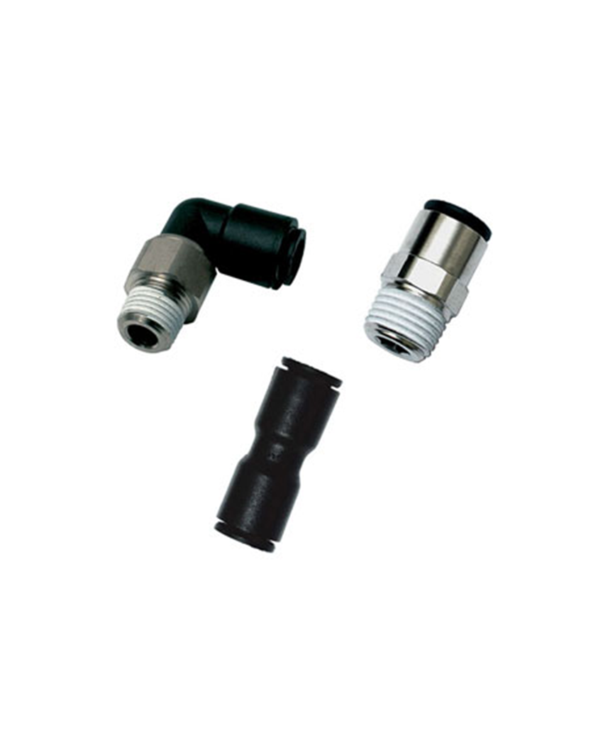 ข้อต่อลม (PNEUMATIC PUSH-IN FITTINGS) - LF 3000®